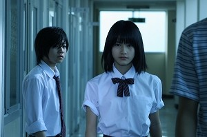 映画『告白』の橋本愛