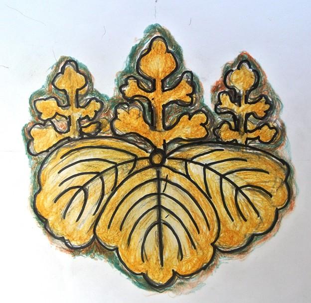 豊臣の桐の紋