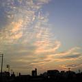 Photos: 夕暮れ時。。いいお天気でした~*^^*