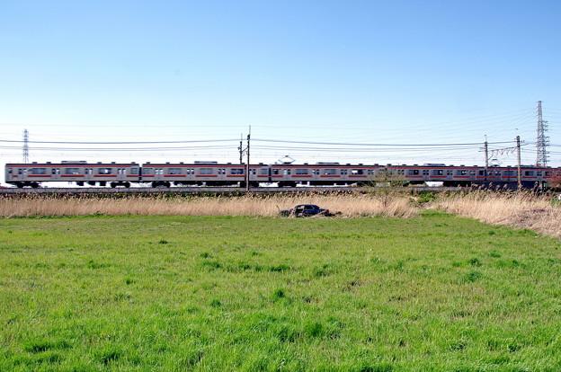 見沼の廃車008