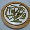 Photos: 触るれば折るる茶葉のはかなさ~銘茶龍井茶 Longjing tea