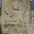 Photos: 七仏庵磨崖仏像群四方仏~韓国慶州 One of  four Buddhist ima-ges