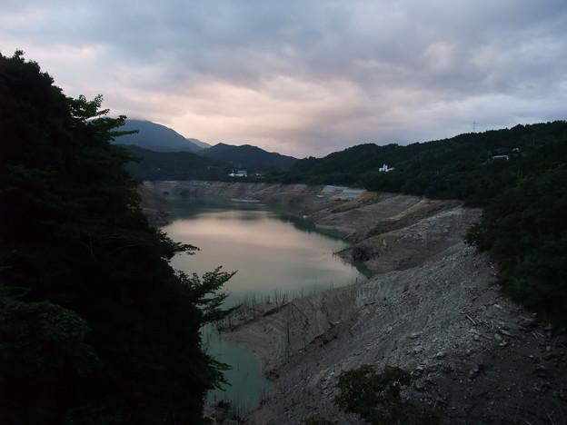 早明浦ダム 8月31日 6