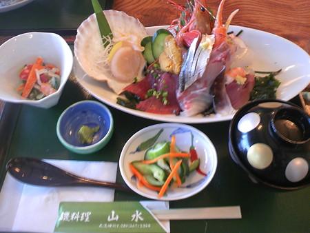 磯料理 山水 海鮮丼