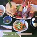写真: 磯料理 山水 海鮮丼