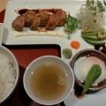 写真: 新宿 ヒサマズキッチン カコウ 中トロまぐろのタルタルご膳