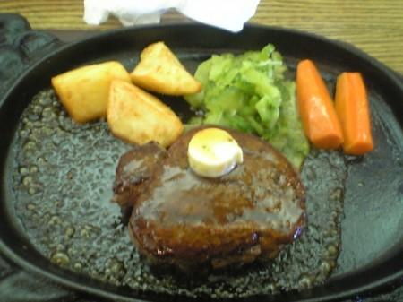 沖縄 名護食堂 テンダーロインステーキ