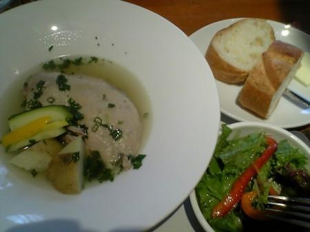 仙台 noon ~DINETTE FOR HAPPINESS~ ランチ 鶏のやわらか煮