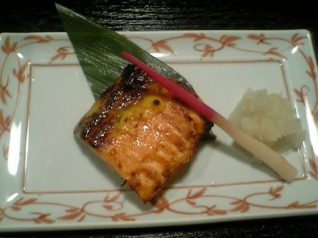 新潟 田でん 銀鮭の西京漬け焼き