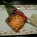写真: 新潟 田でん 銀鮭の西京漬け焼き