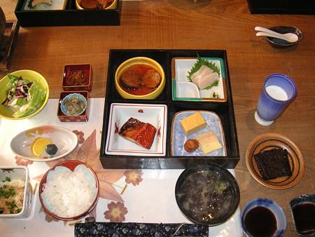 小樽旅亭 蔵群 朝食