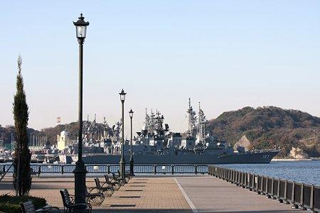 2008.12.28 横須賀ヴェルニー公園  うみかぜの路