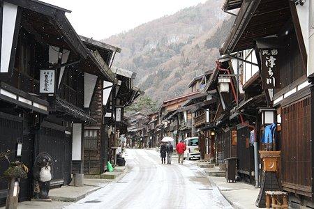 2009.01.02 雪の奈良井宿