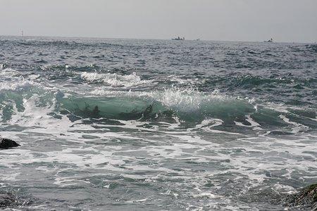 2009.03.07 城ヶ島 波