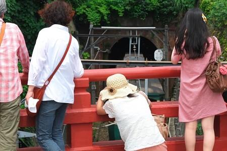 2014.06.17 鎌倉 極楽寺 櫻橋風景
