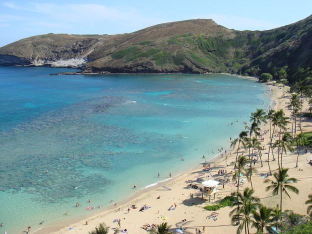 Photos: ハワイ ハナウマベ湾