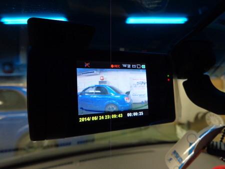 オデッセイ 埼玉県 ドライブレコーダー取付