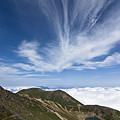 写真: 御嶽山三の池