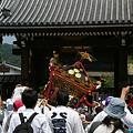 写真: 御神輿渡り建長寺0720tc