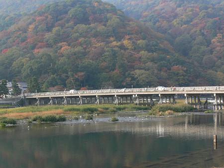 嵐山渡月橋1126ta