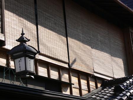 鎌倉の和風の建築物