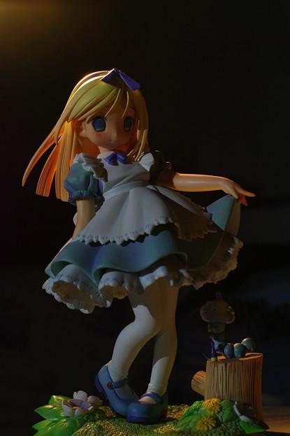 闇を舞う少女 テイク2