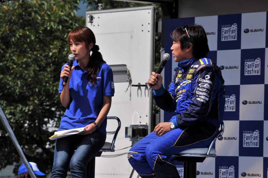 世界のPWRCチャンピオン新井選手