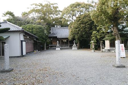 八幡神社・家康御陣場跡 - 1