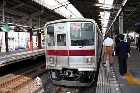 東武9000系・副都心線対応車