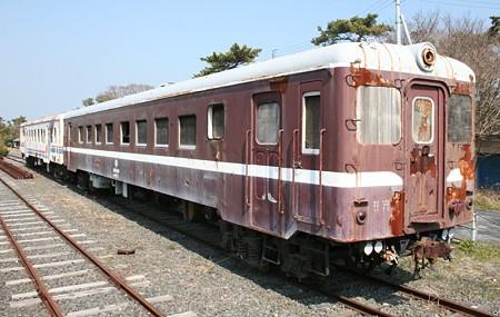 羽幌炭礦鉄道キハ22 1