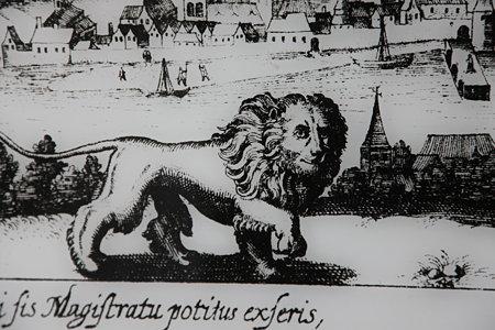 人面ライオン