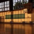 Photos: 夕日と影
