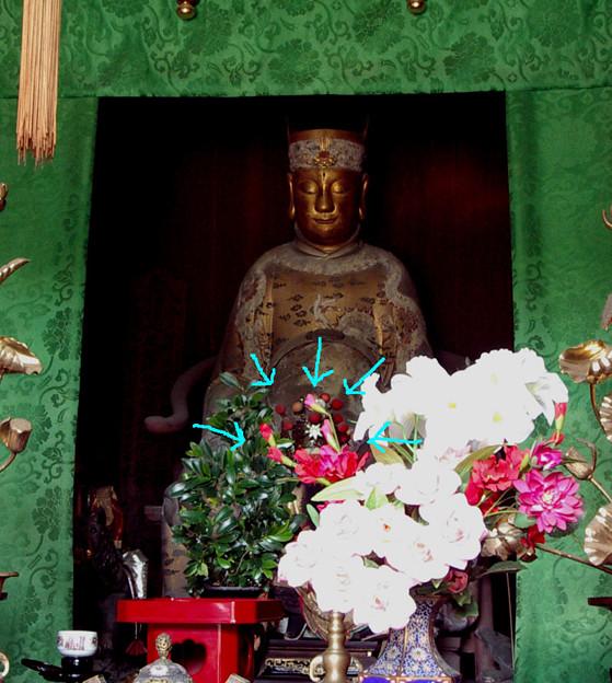 Photos: 華光菩薩と関帝