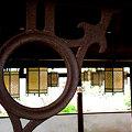 Photos: 萬福寺廊下