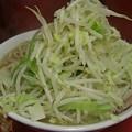 写真: 小ラーメン・野菜1