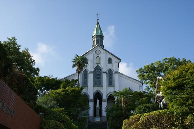 写真: 大浦天主堂