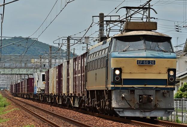 5070レ EF66 26