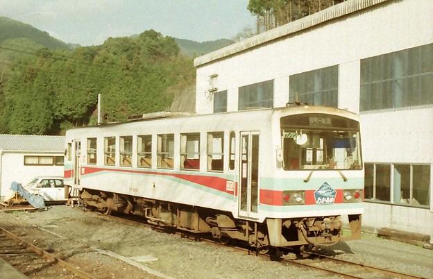 Nishikigawa Railway, Yamaguchi-prefecture / 錦川鉄道