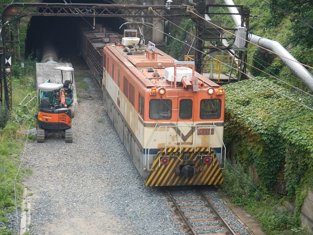 [ 1067mm ] Kurogane Line / E8502 electric