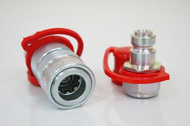 油圧カプラ・高圧用100Mpa