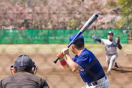春のセンバツ草野球