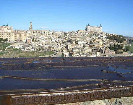 スペイン 古都  トレド(Toledo)-210207-1