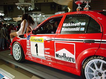 東京モーターショー WRC三菱 1999-10-29 16-14-2800015