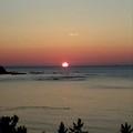 Photos: 日本海の落陽