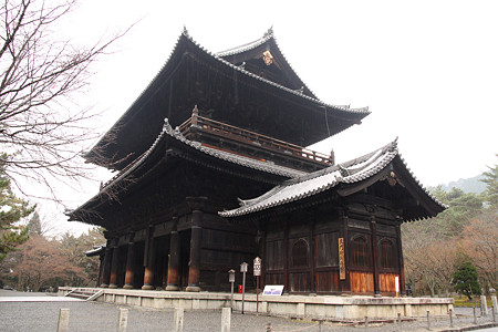 南禅寺・三門