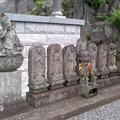 石仏群(5月28日、西立寺)