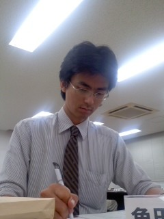 角田晶生(マスタープラン評価検討協議委員)