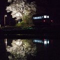 写真: 夜桜を往く #ひたちなか海浜鉄道 #湊線 金上-中根 2014/04/22
