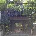大井俣窪八幡神社(山梨市北)