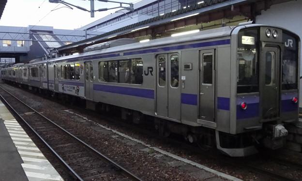JR東日本盛岡支社 東北本線701系